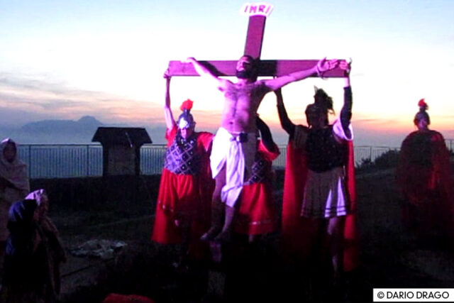 Aprile al Getsemani