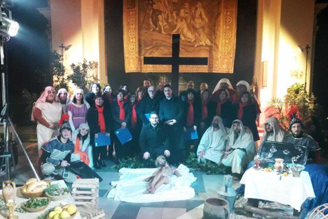 Domenica 25 marzo è andata in scena la Passio Christi
