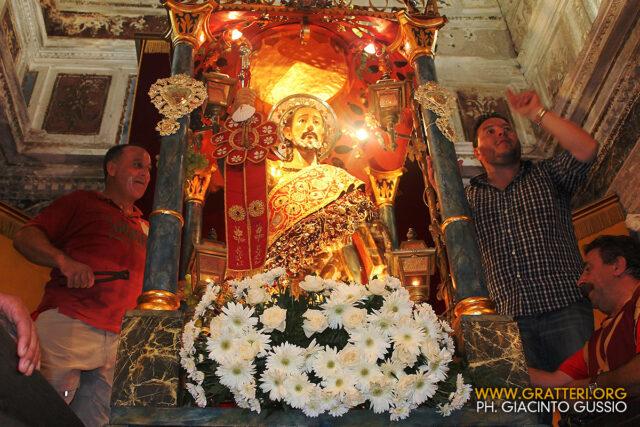 Gratteri: i momenti più belli della festa di San Giacomo – foto e video