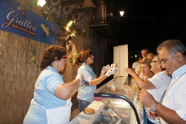 I^ Sagra da' Cùcchia di taralli cù gelatu – 18/08/2010