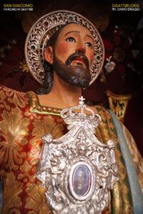 Stauta del patrono san Giacomo
