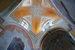 interno chiesa del convento
