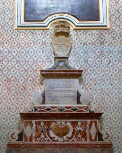 mausoleo della storica famiglia dei Ventimiglia