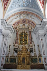 Altare delle Sante Spine (Chiesa Madre)