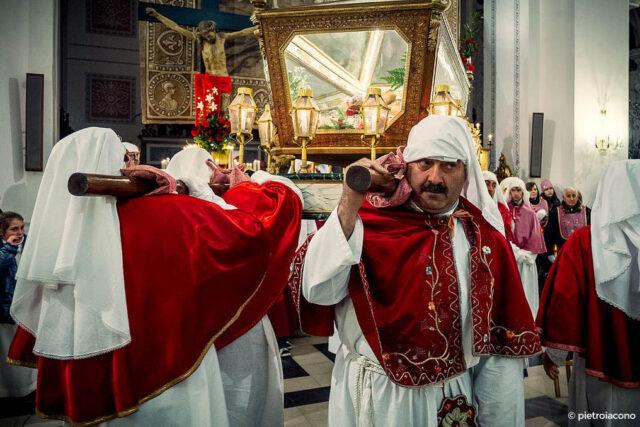 A sulità – venerdì santo