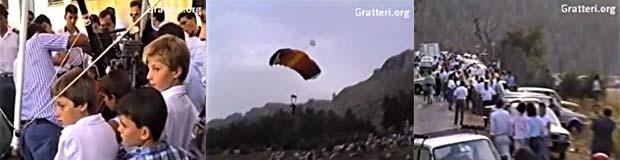 VIDEO – Deltaplani e parapendio nel cielo di Gratteri – anno 1989