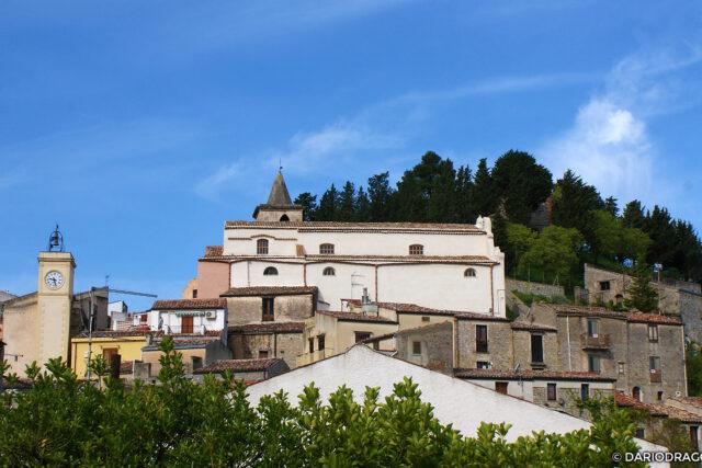 Chiesa della Matrice Vecchia e i Baroni Ventimiglia