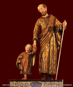 San Giuseppe, opera di Francesco Reyna