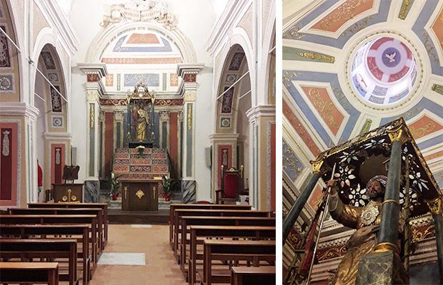Chiesa e casa del vero Barone di Gratteri