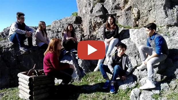 L'Abbazia di san Giorgio 'adottata' dai ragazzi della scuola di Gratteri