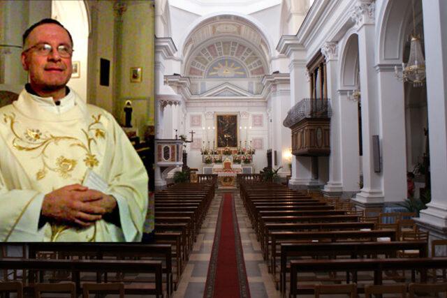 Padre Luigi Maria Provito nominato Amministratore Parrocchiale della Parrocchia di Gratteri