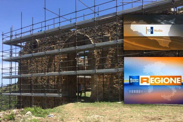 Abbazia S. Giorgio: VIDEO TG3 e Buongiorno Regione