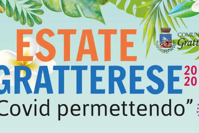 Programma Estate Gratterese '20 (Covid permettendo)