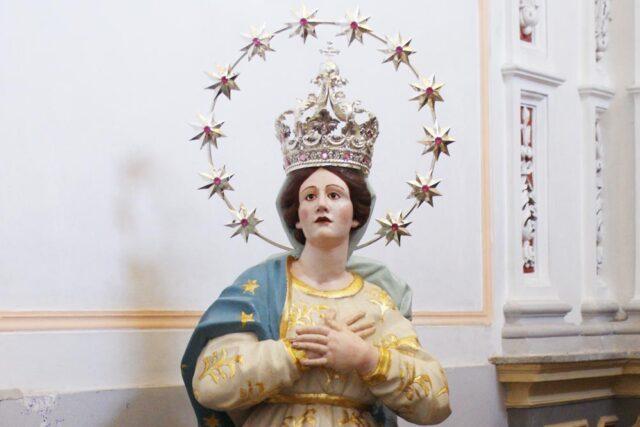 L'eco termitana di Lourdes